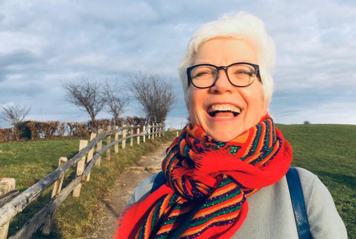 Susanne Buergi im Porträt