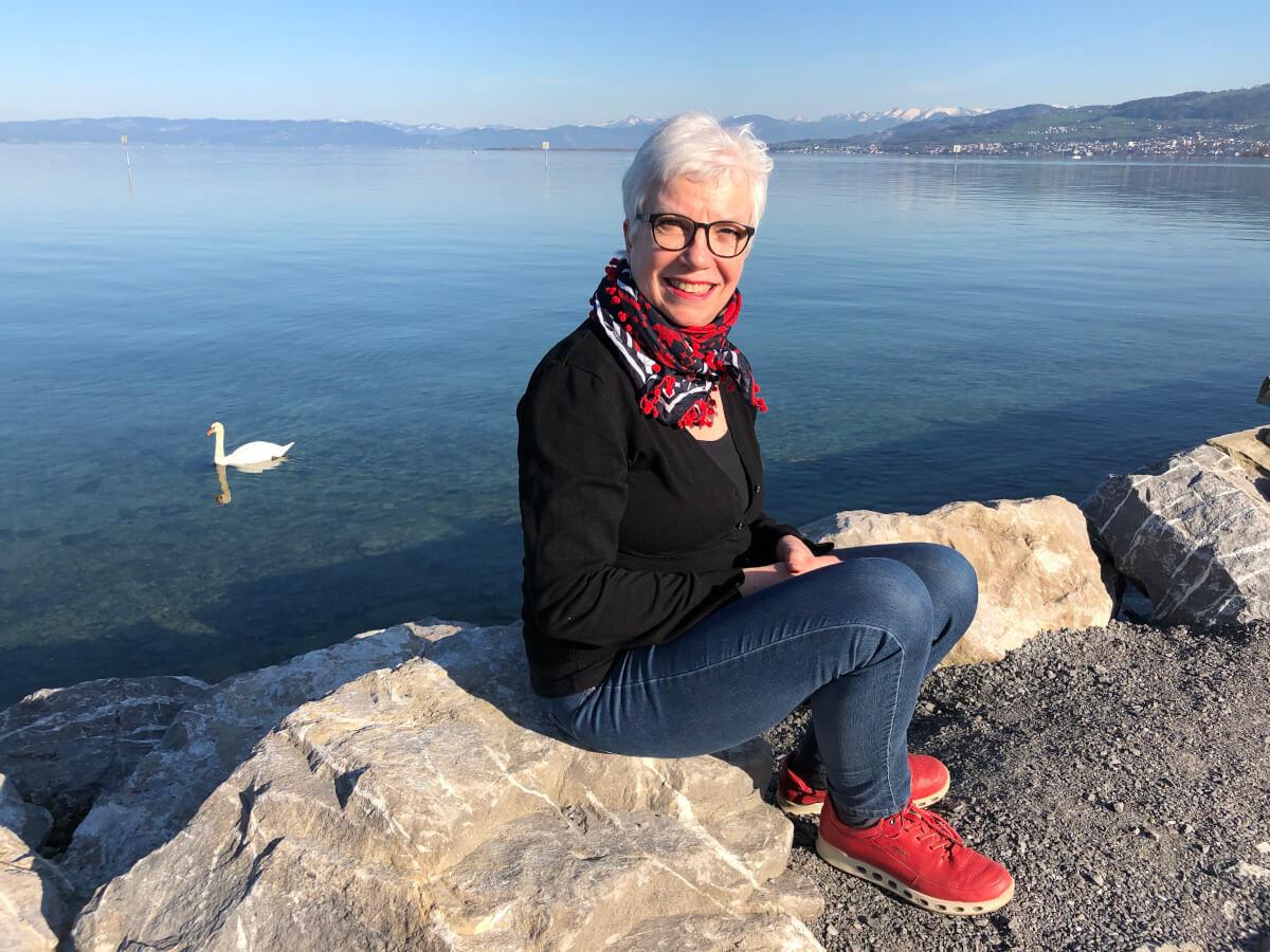 Susanne Buergi stellt sich vor